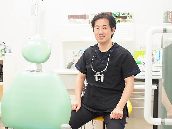 院長・歯科医師:野田 拓